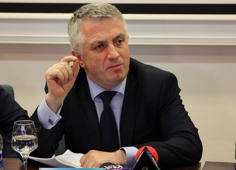 Marius Bostan, Ministrul Comunicațiilor și pentru Societatea Informațională (Foto: Dan Bodea)