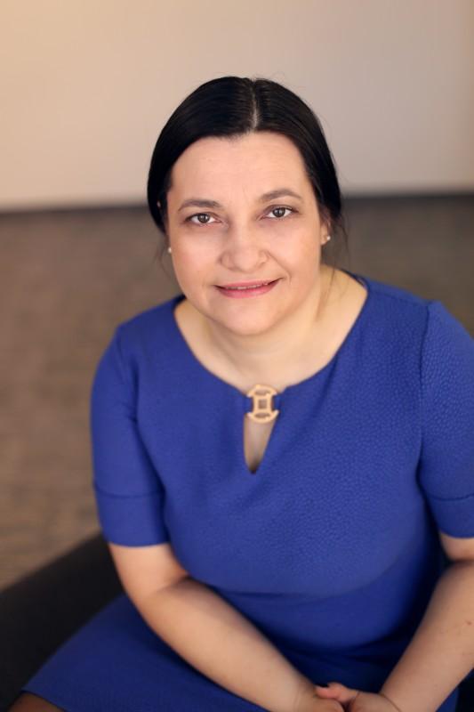 Oana Delia Radu, speaker The Woman