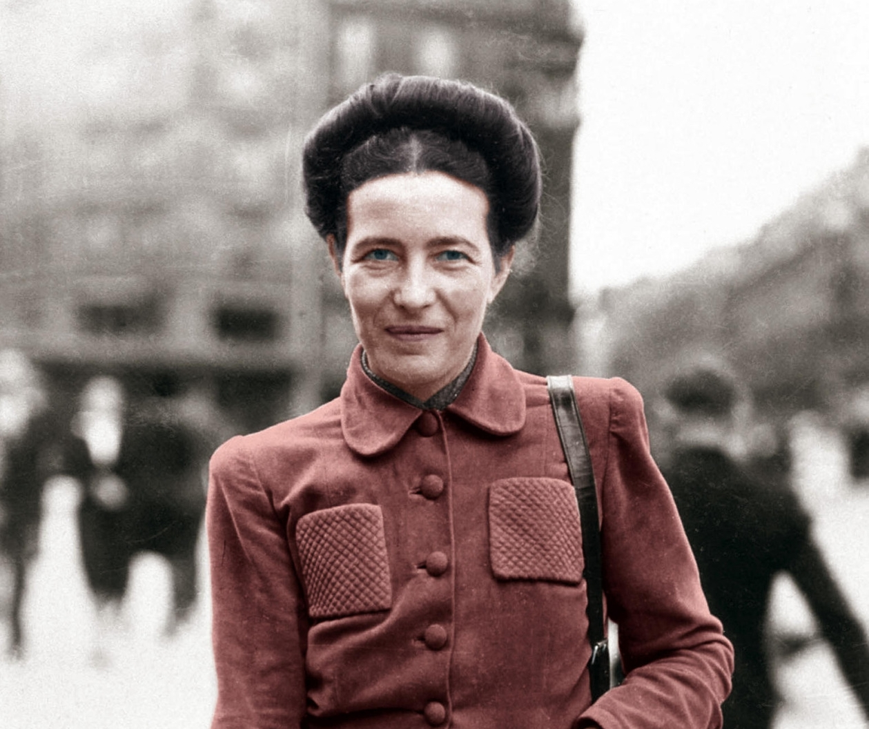 Simone de Beauvoir1
