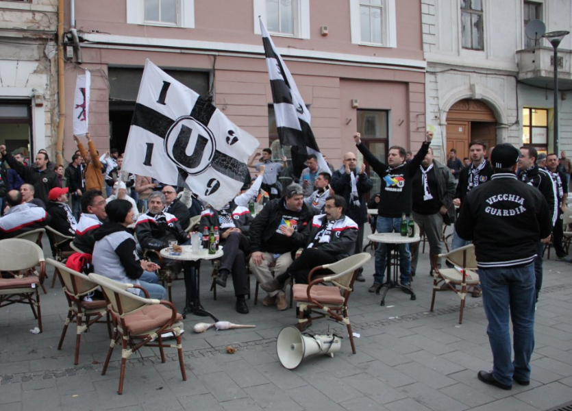 mars U Cluj