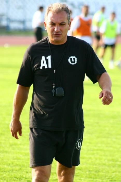 1 titlu de campion al României are în palmares Meszaros Alpar,   cucerit cu Dinamo,   în 1990 / Foto: Dan Bodea