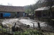 Pericol de inundații pe râurile din Cluj