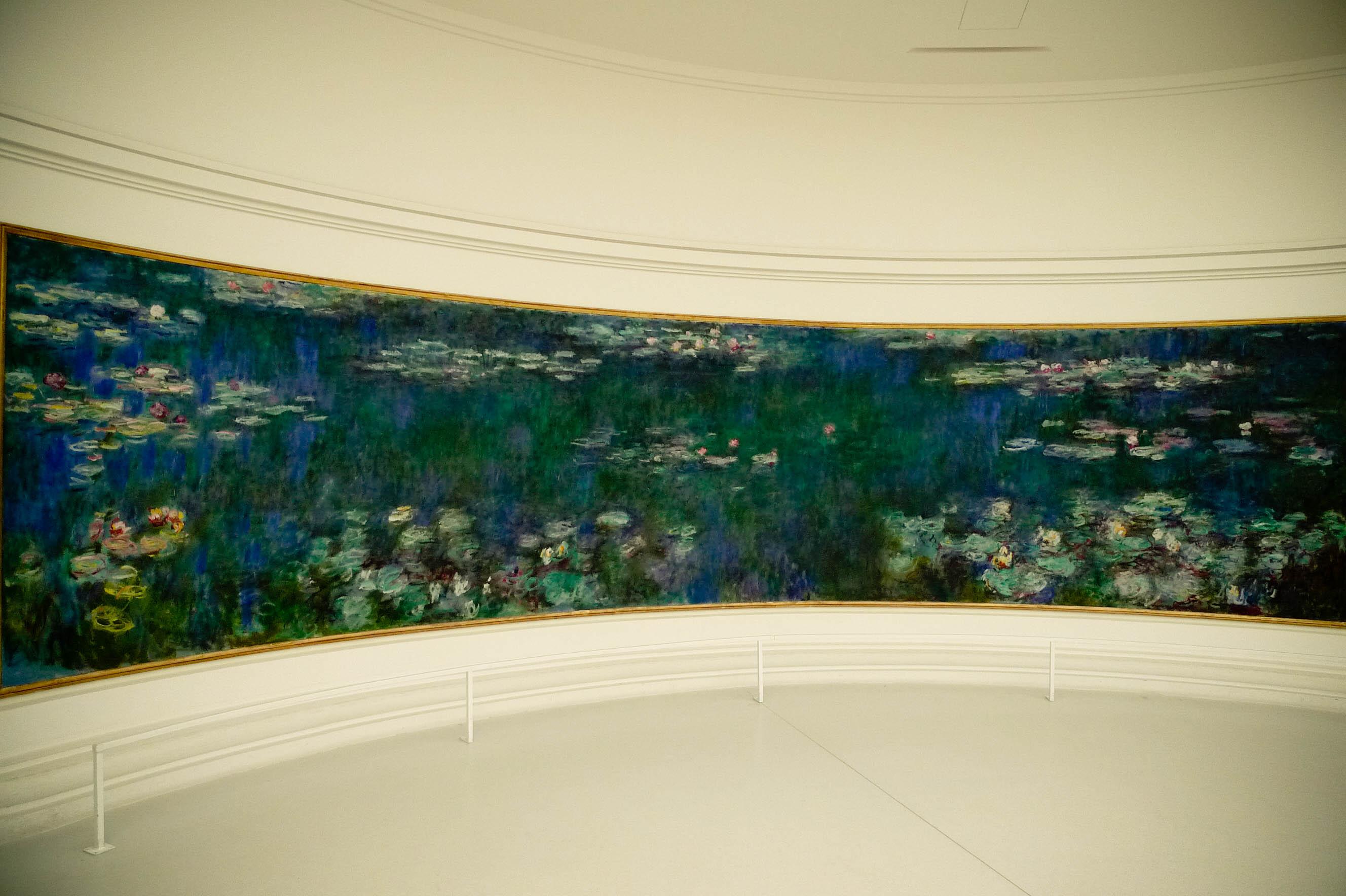 Crini Monet la Orangerie