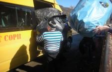 25 de elevi din Şcoala Gimnazială Mintiu Gherlii au adus reciclarea în satul lor