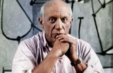 Pablo Picasso (1881 – 1973) a fost pictor, sculptor şi ceramist spaniol, unul dintre fondatorii mişcării cubiste