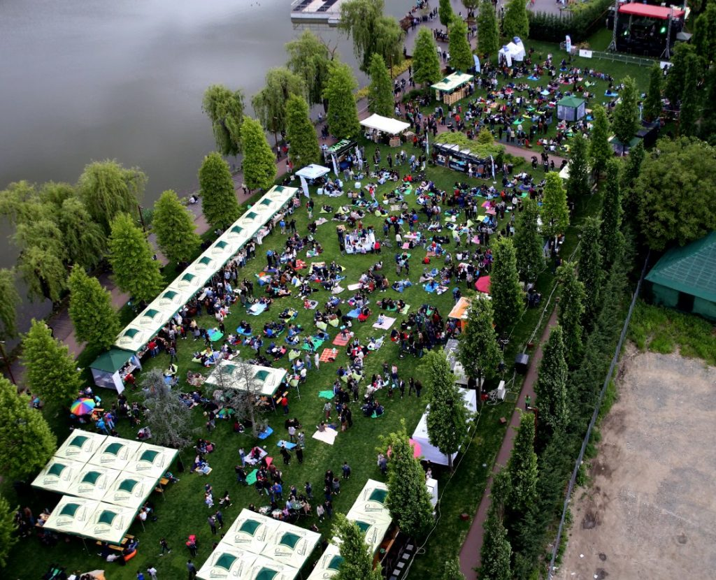 Picnic in the Park/ Foto: Dan Bodea