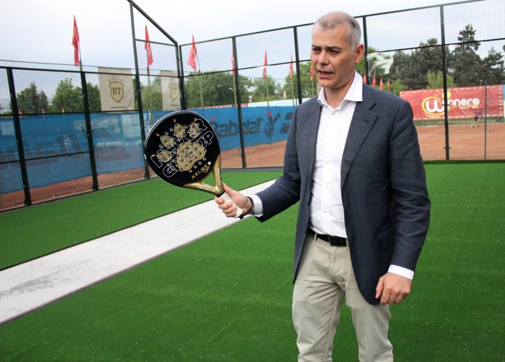 Jose Miguel Viñals,   consulul onorific al Spaniei la Timișoara/Foto: Dan Bodea
