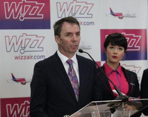 József Váradi, CEO Wizz Air / Foto: Dan Bodea