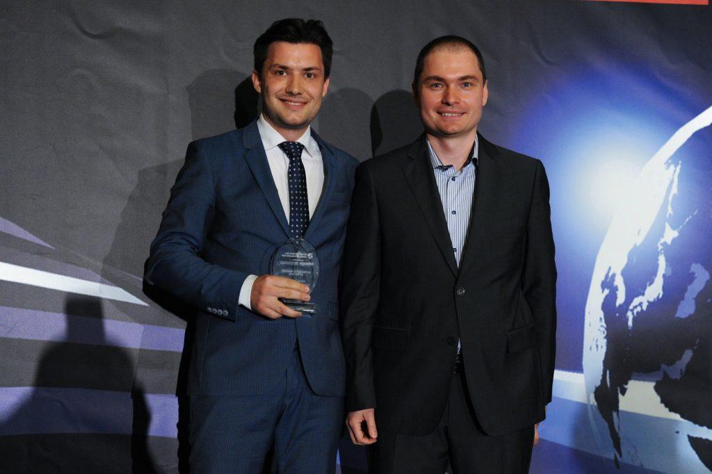 Mihai Nadăș (foto stânga)