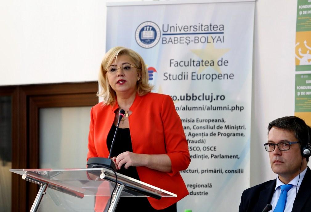 Corina Crețu / Foto: Dan Bodea