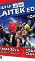 Premii în valoare de 1.000 de dolari în cadrul Cupei Clujului  LAITEK  la Squash 2016