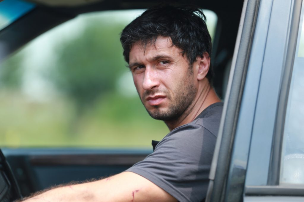 """""""Câini"""" cu Dragoș Bucur este singurul film românesc din competiție/ Foto:  Iulia Weiss"""