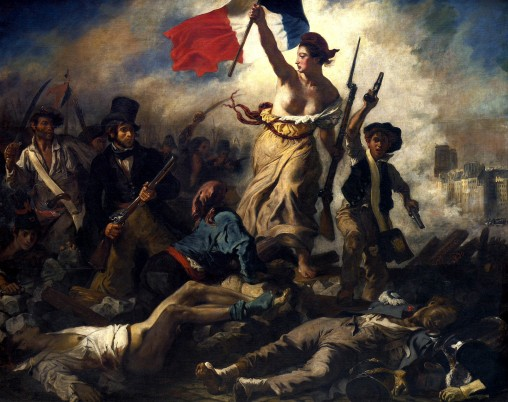 """Revoluţia franceză: drumul spre """"Liberté, égalité"""