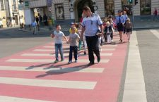 """""""Aventurile lui Zebrilă"""": o campanie pentru siguranţa copiilor"""