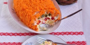 Rețeta săptămânii: Salata iepuraşului