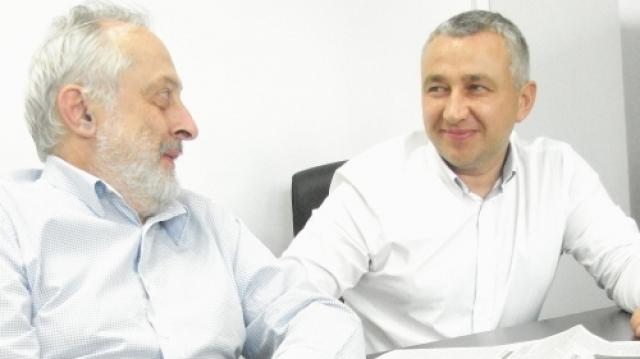Bogdan Florea (foto dreapta)