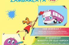 Mascota companiei CTP va fi desenată de copii