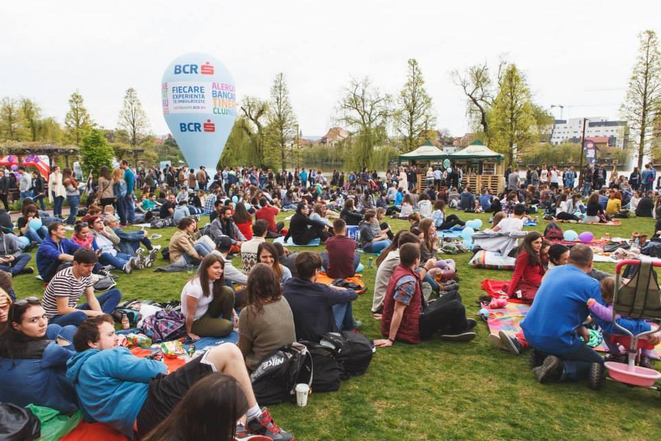 Cea de-a doua ediție Picnic in the Park va avea loc sâmbătă, 14 mai, în Iulius Parc.