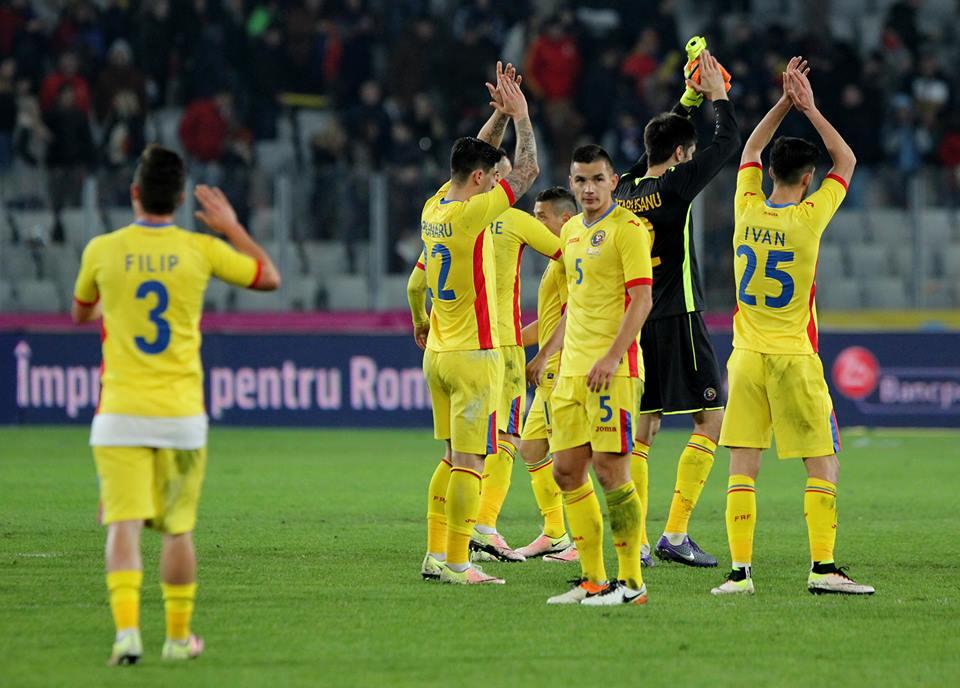 România este neînvinsă în preliminariile Cupei Mondiale, după trei meciuri / Foto: Dan Bodea