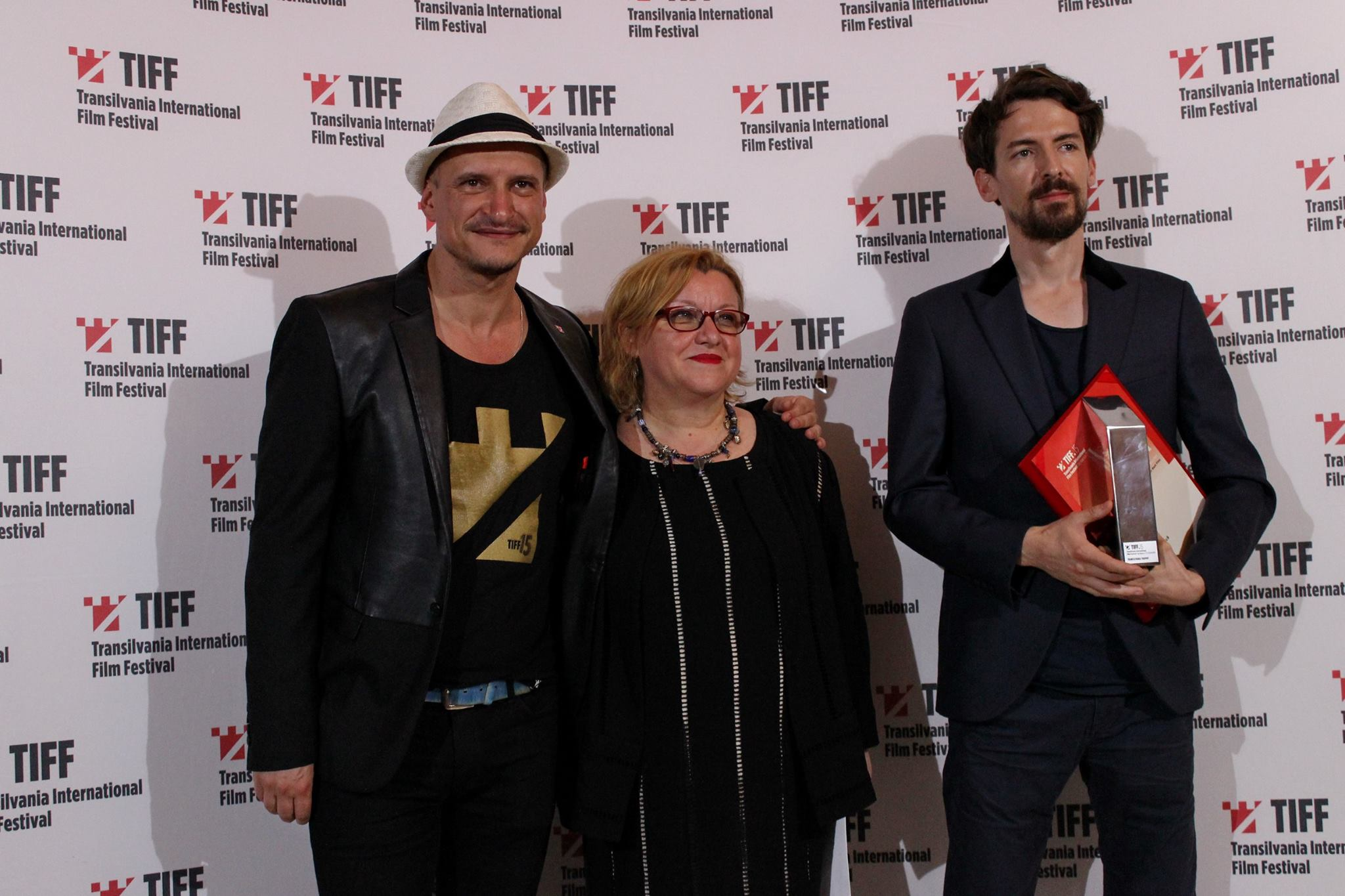 Mihai Chirilov, Corina Șuteu și Bogdan Mirică/Foto: Dan Bodea