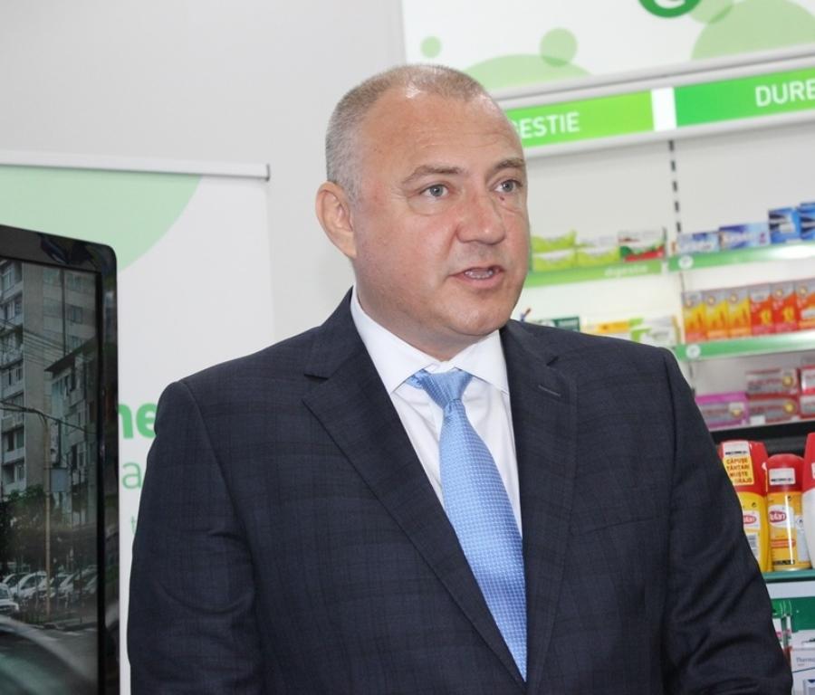 Iulian Trandafir, Director General Farmexpert./ Foto: Dan Bodea