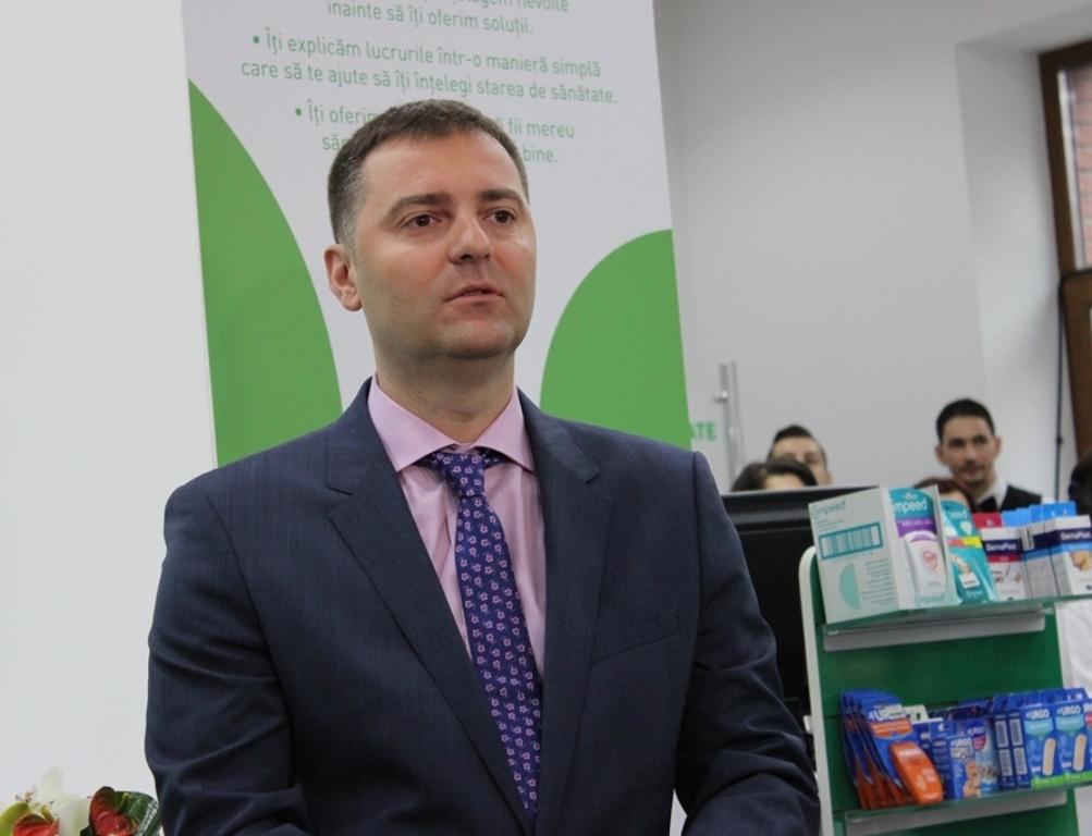 Marius Tănase,   Director Executiv Farmexpert / Foto: Dan Bodea