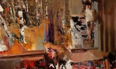 """The Hunted"" de Adrian Ghenie"