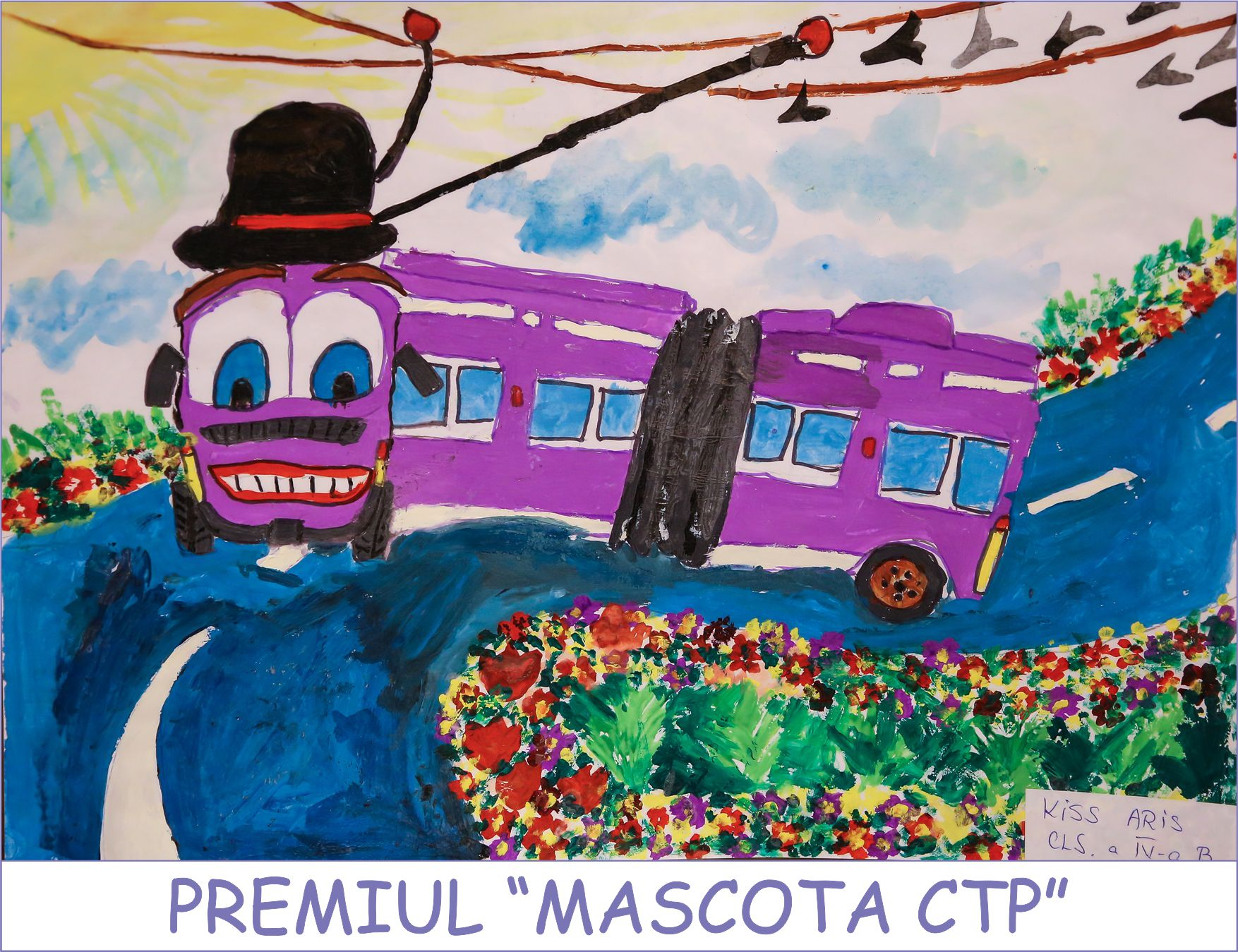 PREMIUL MASCOTA CTP