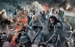 The Hobbit Battle of the Five Armies