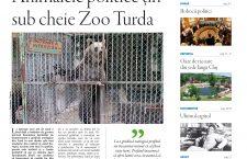 """Nu ratați noul numpăr Transilvania Reporter: """"Animalele politice țin sub cheie Zoo Turda"""""""