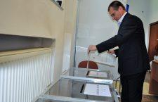 Buzoianu a votat pentru Clujul copiilor noştri