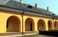 Muzeul grănicerilor poartă galben de Schönbrunn