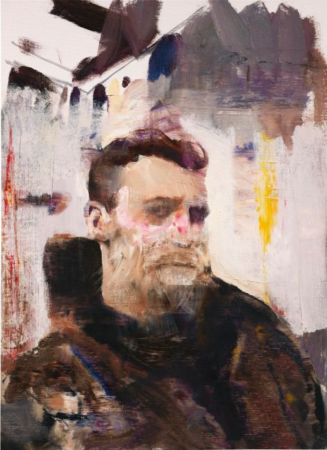 Self portrait as a monkey/Adrian Ghenie
