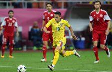 Nicusor Stanciu inscrie golul trei al Romaniei