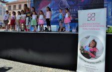 Clujenii au dansat zumba şi au donat bani pentru copiii dializaţi