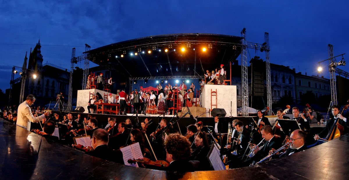 """Carmen"", de Georges Bizet/Foto: Dan Bodea"
