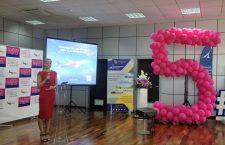 A cincea aeronavă Wizz la Cluj