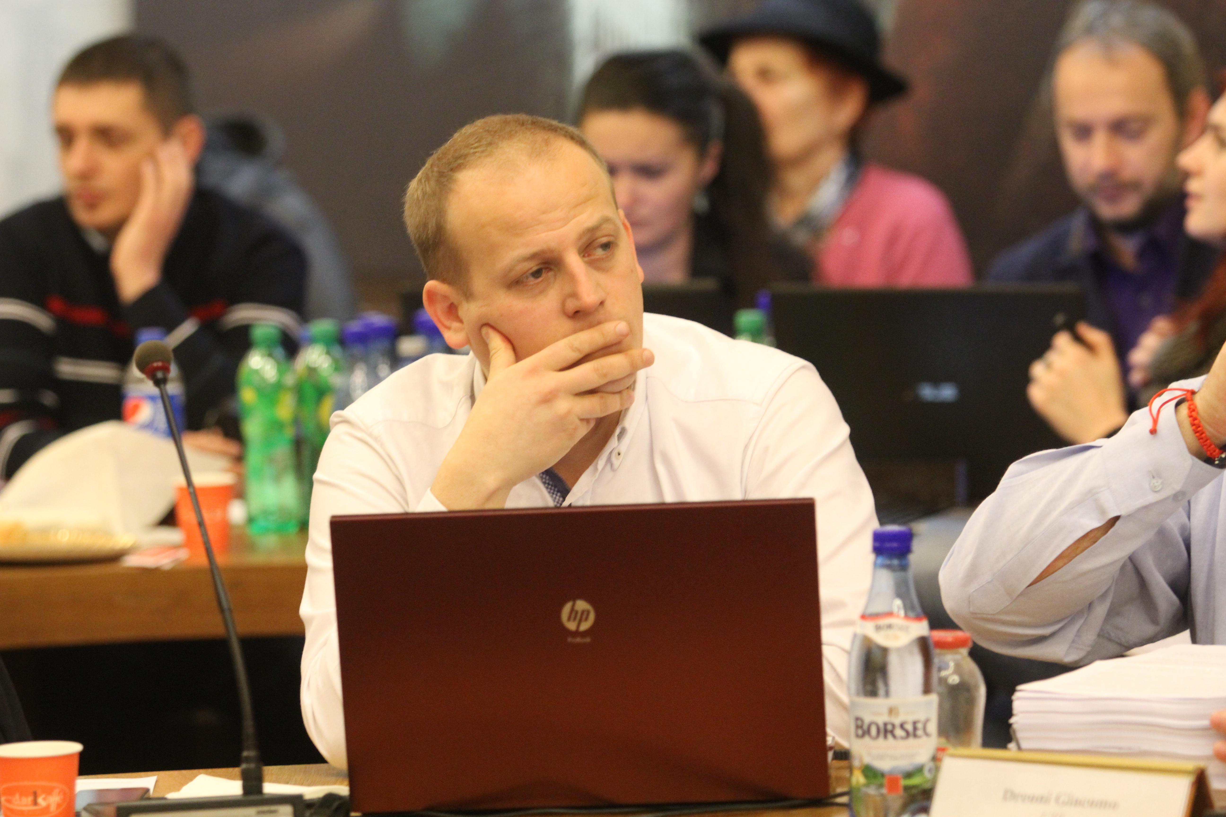 Ioan Bildea, fost consilier local/ Foto: Dan Bodea