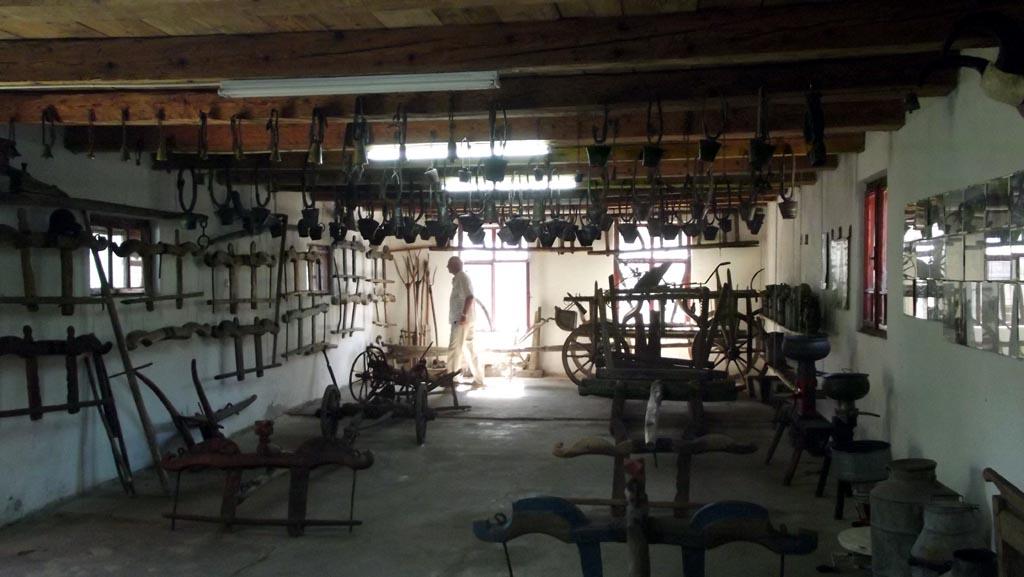 Muzeul Bivolului din Mera