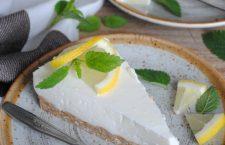 Reţeta săptămânii: Tort de vară, răcoritor de  lămâie