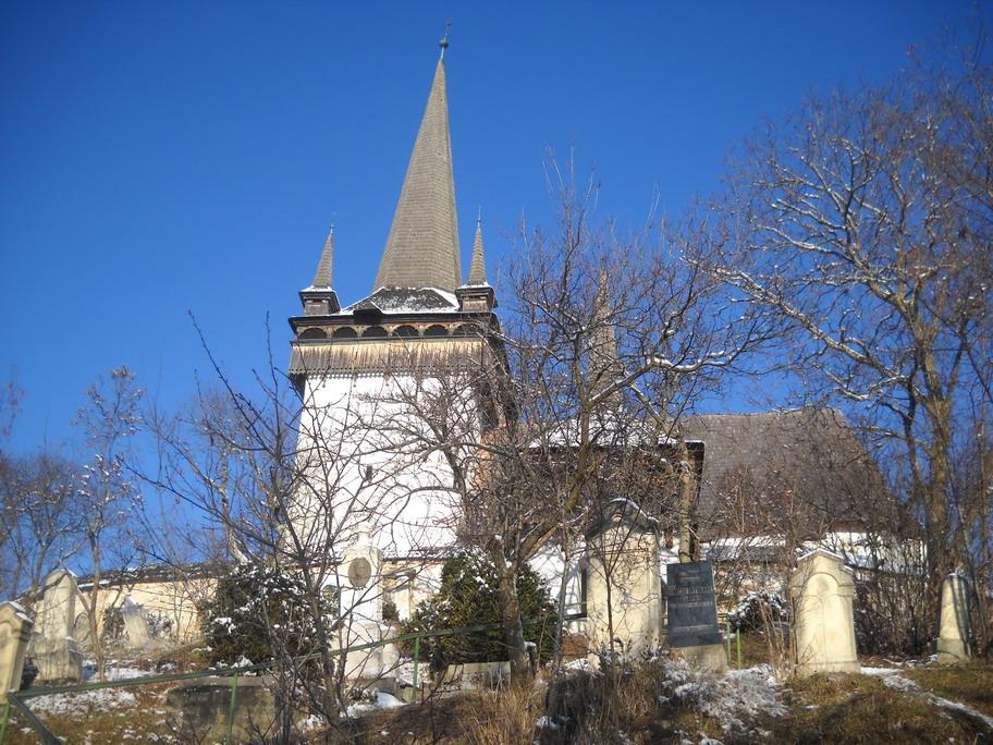 Biserica din Văleni