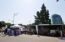 Donezi sânge,   mergi gratis la Untold. Caravana mobilă Blood Network ajunge în weekend la Cluj