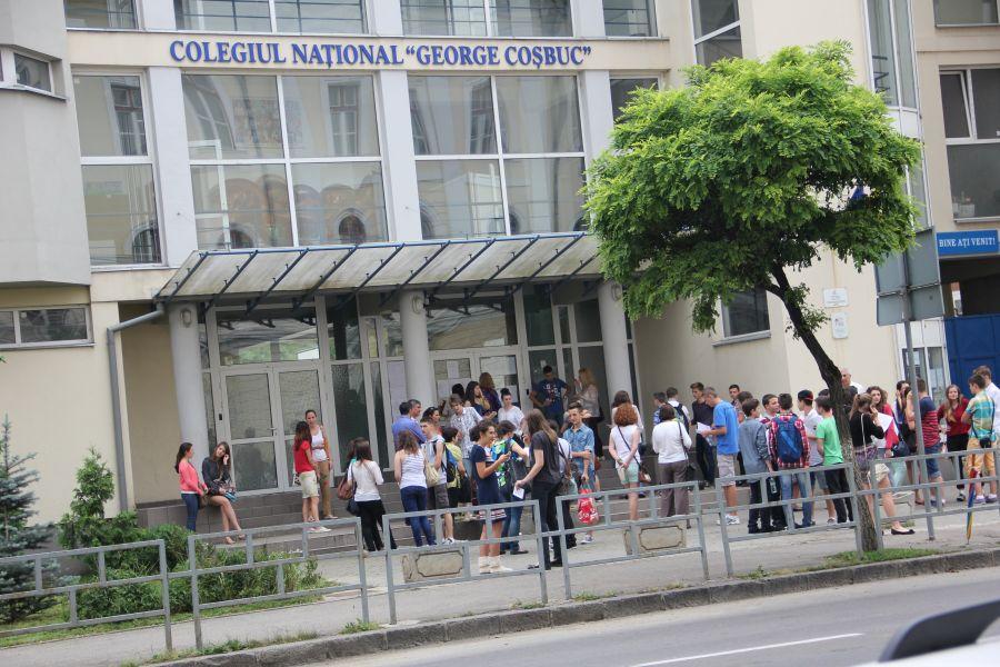 elevi evaluare nationala
