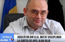 Judecătorul Gabriel Năsui   Foto: captură video AlbaTV