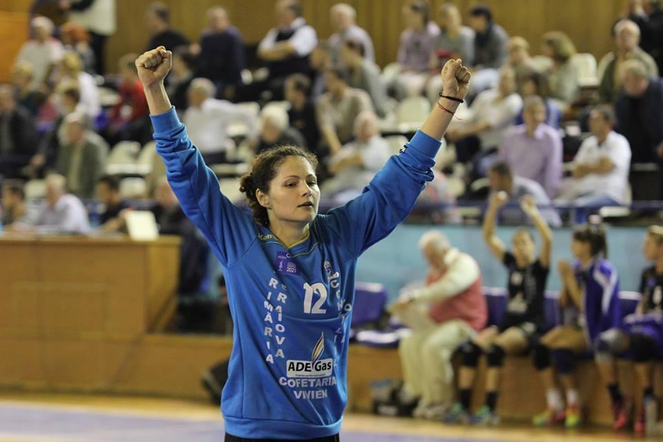 Ionica Munteanu va evolua pentru a treia oară în carieră la Universitatea Cluj