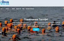 Zeci de înotători au traversat Tarniţa
