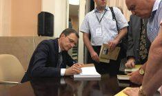 """Rectorul UBB și-a lansat cartea """"Transilvania- Starea noastră de Veghe"""""""