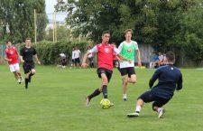 Peste 60 de jucători au participat la primul trial organizat în scopul formării noii echipe a Universității Cluj / Foto: Dan Bodea