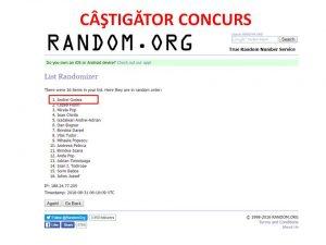 CONCURS 329 AUGUST_CASTIGATOR