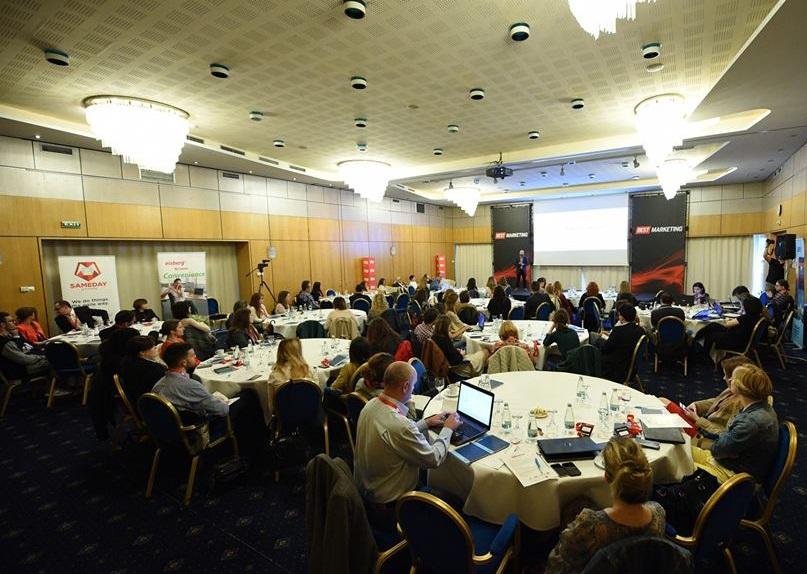 Conferinta Best Marketing București